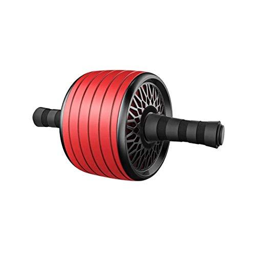 RYDQH Equipos de Fitness Muscular Abdominal, Equipo de Entrenamiento de los músculos Abdominales, aparatos de Ejercicios Abdominales, aparatos de Ejercicios en casa (Color : Black)