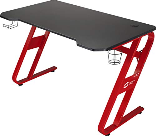 SPEEDLINK SCARIT Gaming Desk, Noir, 1140 × 680 × 750mm