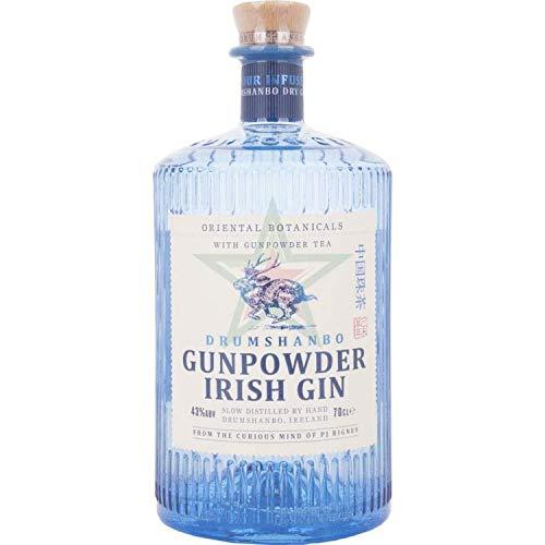 Drumshanbo Gunpowder Irish Gin 43,00% 0,70 Liter