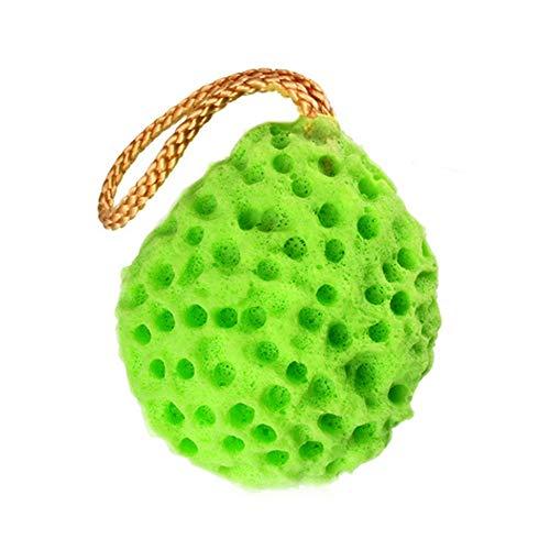 Chlyuan-hm Éponge de Douche de Bain Pomme De Bain Éponge De Mer pour Le Bain Douche (Couleur : 3 Pack Random Color)