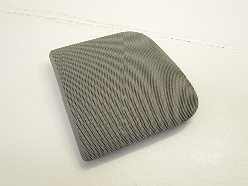 Audi A4 B6 B7 Rear NS Links Speaker Cover Grill Platina Grijs Nieuw