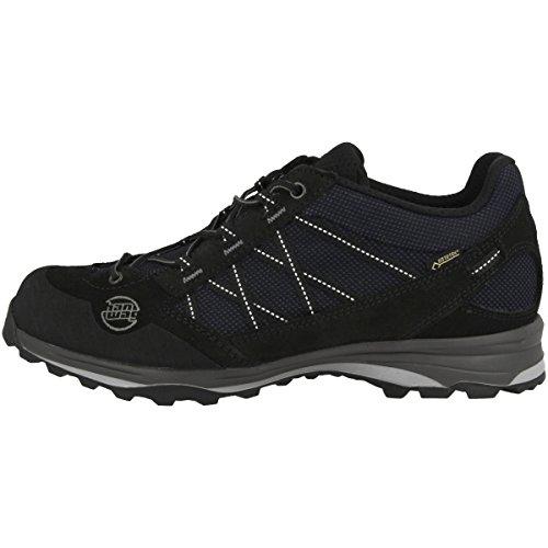 Hanwag Herren Belorado II Low GTX Schuhe Multifunktionsschuhe Trekkingschuhe