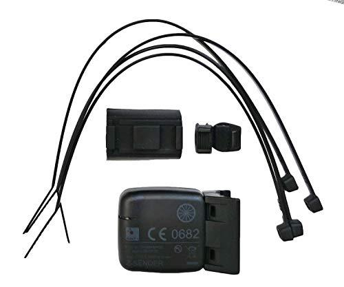 VDO 6602 Geschwindigkeitssensor ANT+ digital Speed Sensor kompatibel mit Garmin Edge Explore 520plus