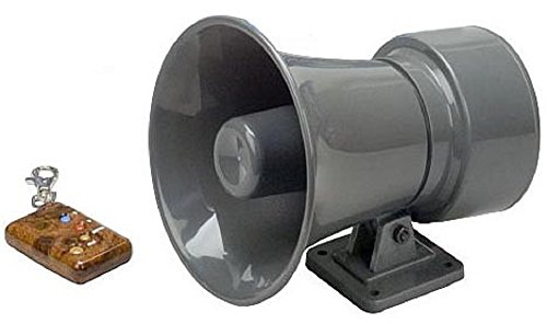 Wolo (003 Music Time Remote Controlled Electronic Musical Horn - Plays Dixie and On The Road Again