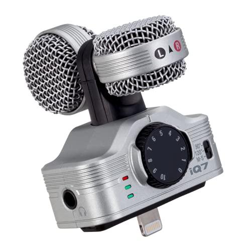 iQ7 MS Stereo Microfoon