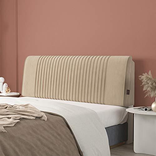 Letto a cuneo Lettura cuscino Grande testata Testiera Posizionamento Posizionamento Posizionamento Cuscino per il letto da giorno Letto a castello, testiera imbottita in tessuto, misura personalizzabi