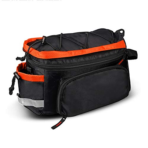 RBB-Fietstas Fietstas achterbank Mountain Road Fiets Pannier Voor Reizen Fiets Trunk Bag Dubbele Panniers