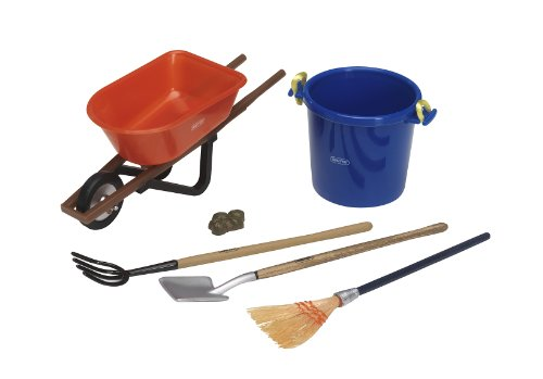 Breyer Traditional Stable Cleaning Set (1:9 Scale)