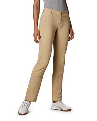 Columbia Women's Saturday Trail Pant,British Tan,4 Regular