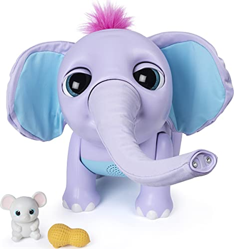 Juno My Baby Elephant is a fun toy for girls age 6