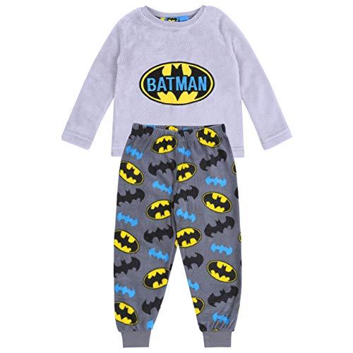 Batman -:- DC COMICS Pijama Gris
