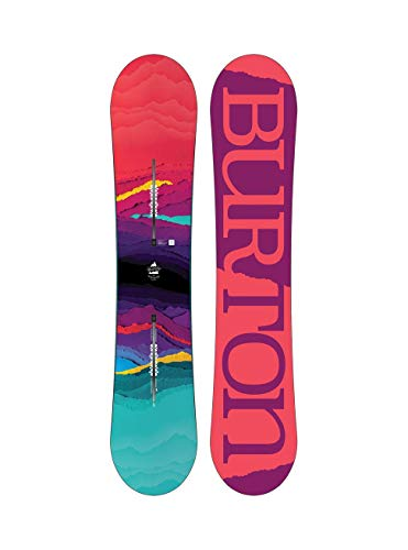 Burton Damen Freestyle Snowboard Feelgood Flying V 140
