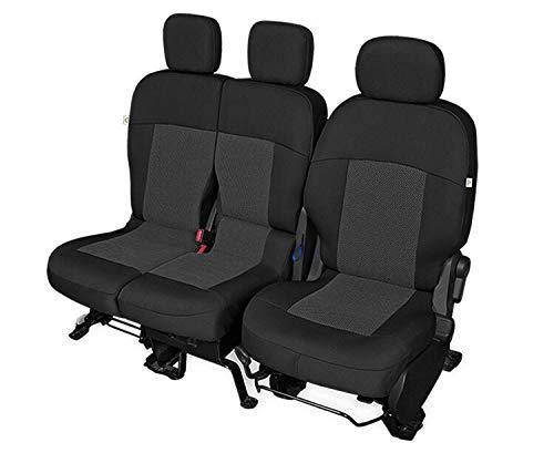 Passgenaue Sitzbezüge Tailor Made Fahrzeugspezifisch ideal angepasst - Polstermaterial | 4D-PKW-TAILOR-39