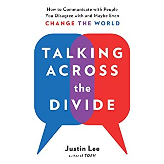 Talking Across the Divide audiobook cover art