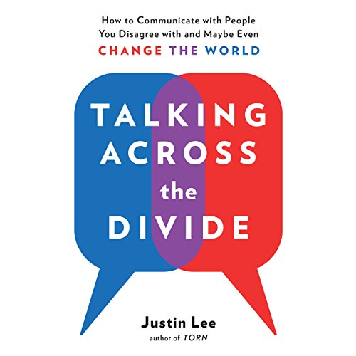 Page de couverture de Talking Across the Divide