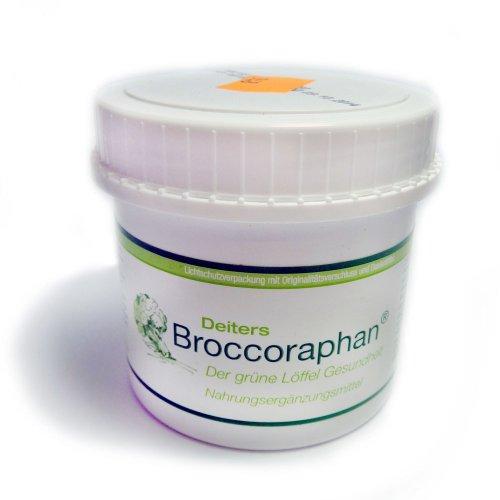 Topfruits Broccoraphan®, 50g gefriergetrocknetes Pulver aus Brokkolisprossen, definierter Sulforaphangehalt
