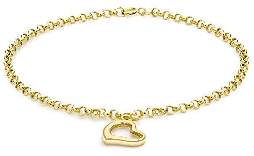 Carissima Gold Damen - Armband 375 Gold Rundschliff Diamant 1.24.6571