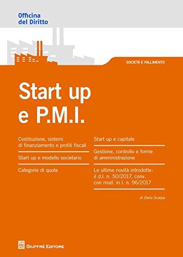 Start up e PMI