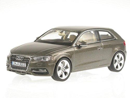 Audi A3 2012 grau Modellauto Schuco 1:43