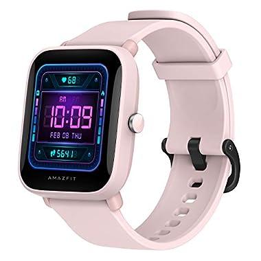 Amazfit Bip U Pro Smart Watch with Alexa Built-In for Men Women, GPS Fitness Tracker with 60+ Sport Modes, Blood Oxygen…