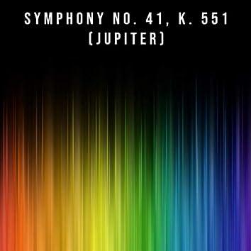 Symphony No. 41, K. 551 (Jupiter)