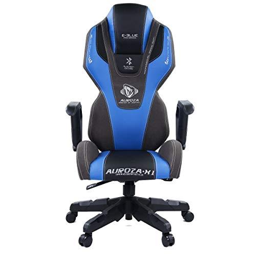 E-Blue Gaming-Sessel, Bluetooth, Auroza, EEC324BLAA-IA
