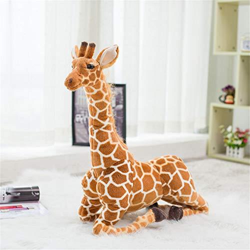Giraffe Plüschtier Plüschtiere,Giraffe Plüsch Riese Große Stofftier Geschenk Weiche Puppe Spielzeug Geburtstag Geschenke (100cm)
