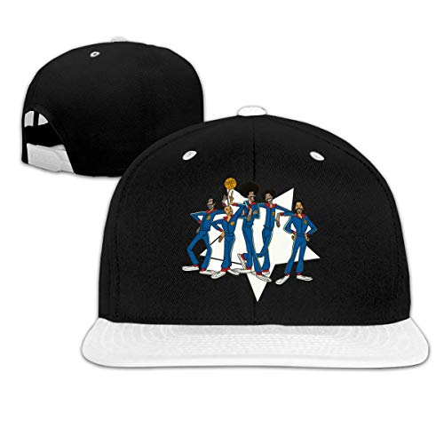 Animated Harlem Globetrotters Summer Cool Heat Shield Unisex Hip Hop Baseball Cap