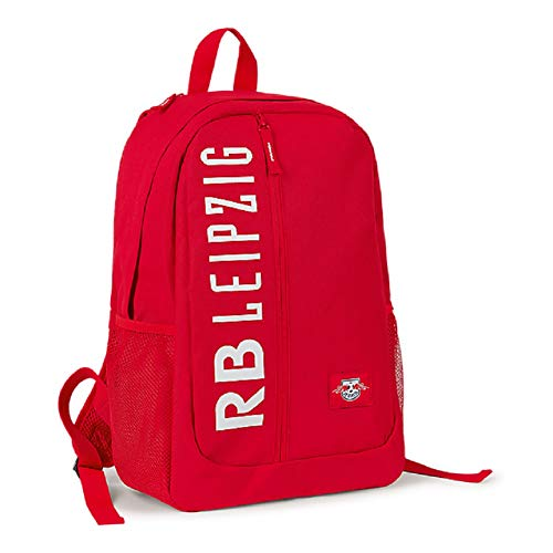 RB Leipzig Arrow Backpack Rucksack (one size, Rot)