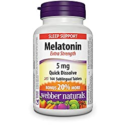 Melatonin helps get you to sleep - a key to avoiding jet lag.