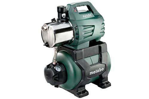 Metabo Hauswasserwerk HWW 6000/25 Inox (600975000) Karton, Nennaufnahmeleistung: 1300 W, Max. Fördermenge: 6000 l/h, Max. Förderhöhe: 55 m