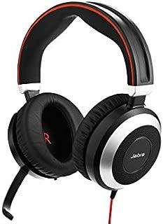 Jabra Evolve 80 MS USB-C Stereo Corded Headset