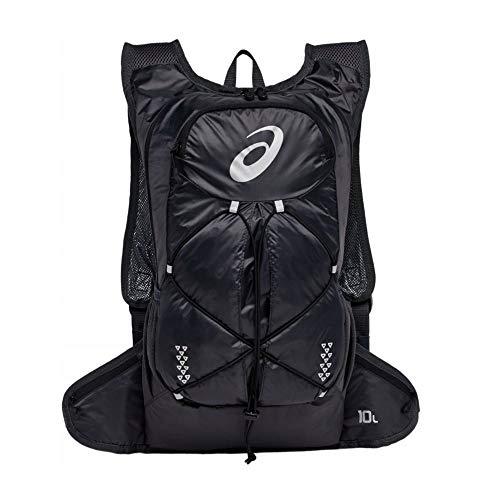 Asics Lightweight Running Backpack, Dark Grey/Performance Black