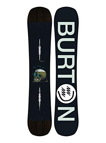 Burton Instigator - Tabla de Snowboard para Hombre, Hombre, 10695106000, sin Color, 155