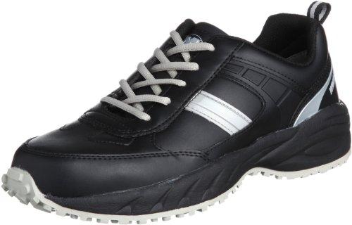 [ミドリ安全] 作業靴 ビルメンテナンス向け スニーカー BMG10 メンズ ブラック 25.5