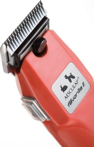EHASO AESCULAP Schermaschine GT-104/Favorita II mit Scherkopf 5mm