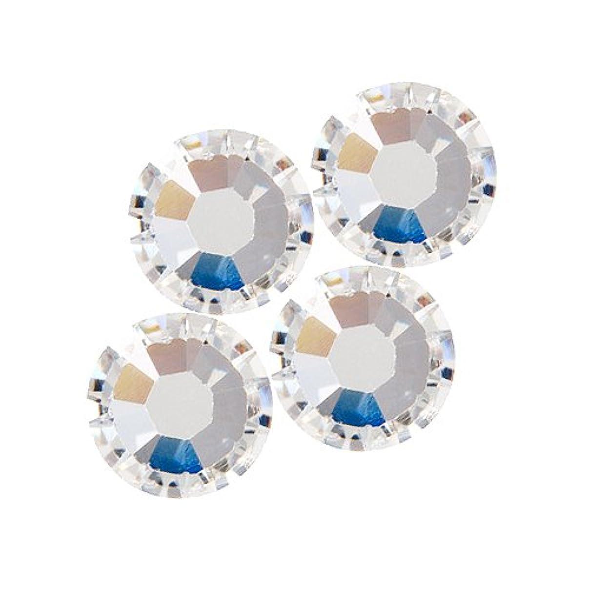 高揚したクランプ認証バイナル DIAMOND RHINESTONE  クリスタル SS6 720粒 ST-SS6-CRY-5G