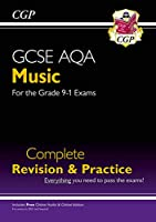 New 9-1 GCSE Music AQA Complete Revision & Practice with Online Edition & Audio: for exams from 2022
