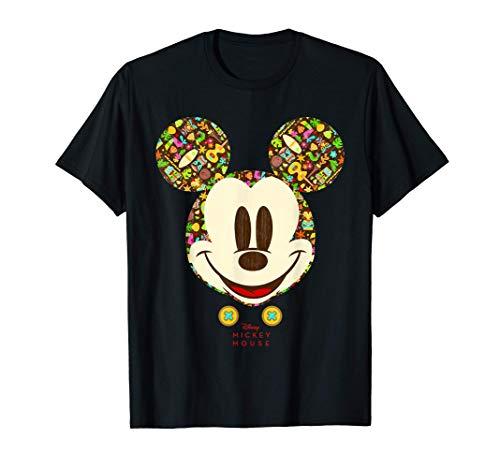 Disney Year of the Mouse Tiki Holiday Mickey July Camiseta