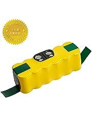 HFeng ロボット掃除機用バッテリー irobot社製ルンバ 500・600・700・800シリーズ バッテリー互換品 14.4v 3.5Ah ニッケル水素電池 長寿命3年 長時間稼動【1年保証付き】【自社製造】