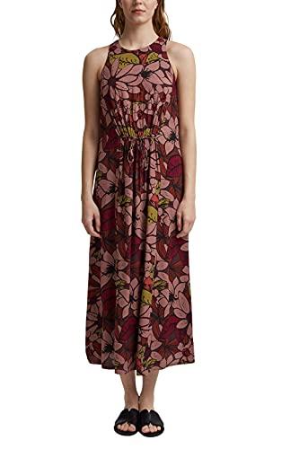 ESPRIT Collection Damen 061EO1E321 Kleid, 808/TERRACOTTA 4, 38