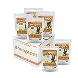 Snack Natural para Perro - Tiras de pechuga de Pollo (Pack 6 Bolsas de 80g) - chuches para Perro - premios para Perros - golosinas para Perros