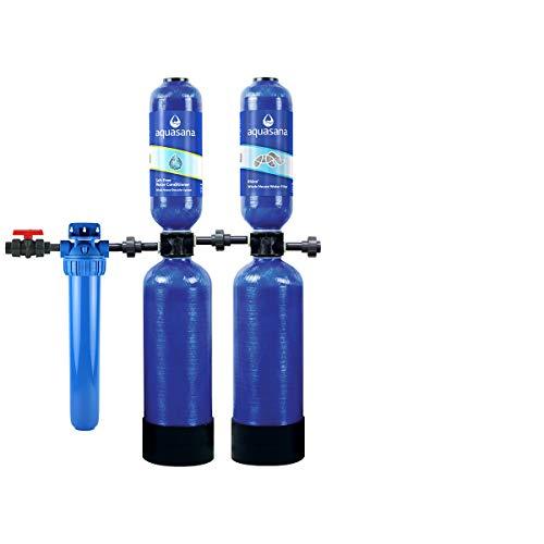 Aquasana Rhino Whole House Water Filtration System (1,000,000 Gal plus Water Descaler)