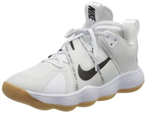 Nike CI2955-100_40,5, Scarpe da pallavolo Uomo, Bianco, 40.5 EU
