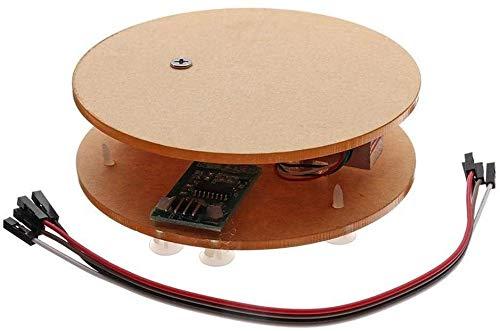 KASILU Dlb0216 Módulo de Escala electrónica portátil de 5 kg de Carga de Carga Digital de Carga de Carga Digital con Sistema de Sensor de cáscara Alto Rendimiento