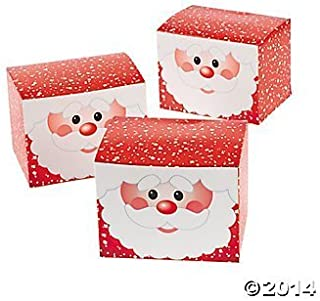 santa gift boxes