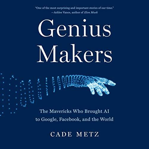 Couverture de Genius Makers