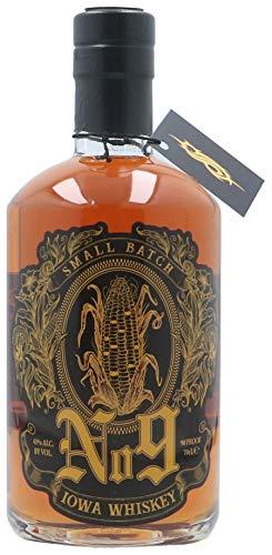 Slipknot No.9 Iowa Bourbon Whiskey (1 x 0.7l), 21217A
