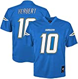 Justin Herbert Los Angeles Chargers NFL Boys Youth 8-20 Light Powder Blue Home Mid-Tier Jersey (Youth X-Large 18-20)