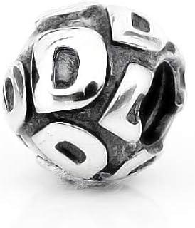 Perlas de cristal Murano en distintos colores, de Akki, compatible con cadenas y pulseras Pandora, juego de 7 piezas